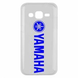Чохол для Samsung J2 2015 Yamaha Logo