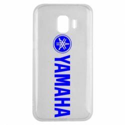 Чехол для Samsung J2 2018 Yamaha Logo