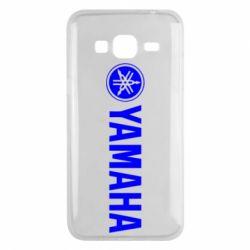 Чехол для Samsung J3 2016 Yamaha Logo