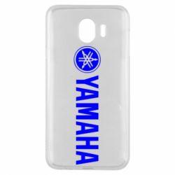 Чехол для Samsung J4 Yamaha Logo