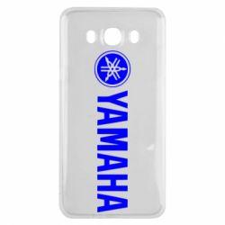 Чохол для Samsung J7 2016 Yamaha Logo