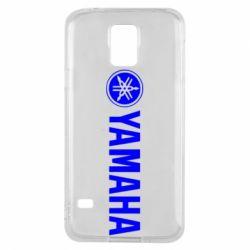 Чохол для Samsung S5 Yamaha Logo