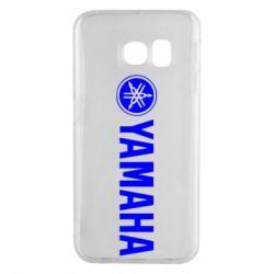 Чохол для Samsung S6 EDGE Yamaha Logo