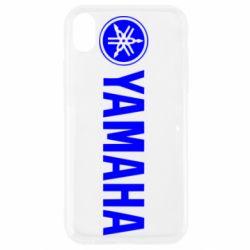 Чохол для iPhone XR Yamaha Logo