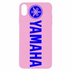 Чехол для iPhone Xs Max Yamaha Logo
