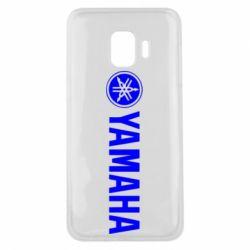 Чехол для Samsung J2 Core Yamaha Logo