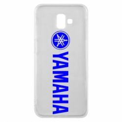 Чехол для Samsung J6 Plus 2018 Yamaha Logo