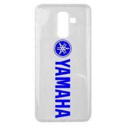 Чехол для Samsung J8 2018 Yamaha Logo