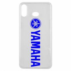 Чехол для Samsung A6s Yamaha Logo