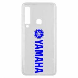 Чехол для Samsung A9 2018 Yamaha Logo