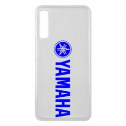 Чохол для Samsung A7 2018 Yamaha Logo