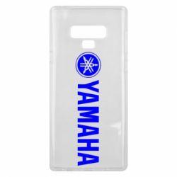 Чехол для Samsung Note 9 Yamaha Logo