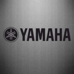 Наклейка Yamaha Logo - FatLine
