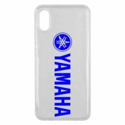 Чехол для Xiaomi Mi8 Pro Yamaha Logo