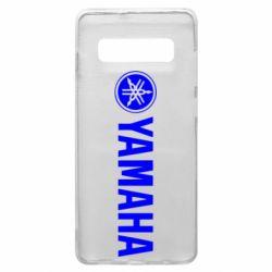 Чохол для Samsung S10+ Yamaha Logo