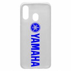 Чехол для Samsung A40 Yamaha Logo