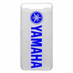 Чехол для Samsung A80 Yamaha Logo