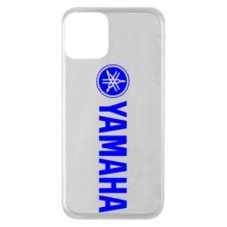 Чехол для iPhone 11 Yamaha Logo