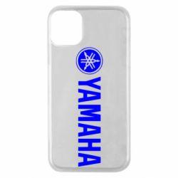 Чехол для iPhone 11 Pro Yamaha Logo