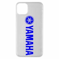 Чехол для iPhone 11 Pro Max Yamaha Logo