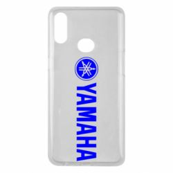 Чехол для Samsung A10s Yamaha Logo