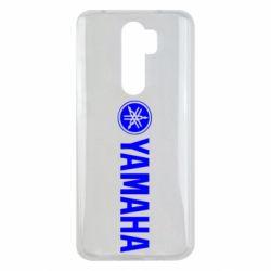 Чохол для Xiaomi Redmi Note 8 Pro Yamaha Logo