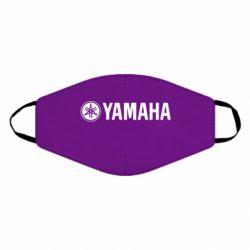 Маска для лица Yamaha Logo