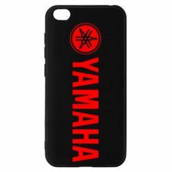 Чохол для Xiaomi Redmi Go Yamaha Logo