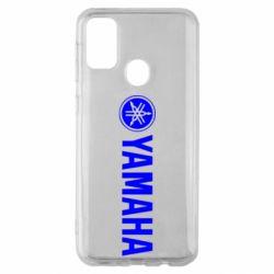 Чехол для Samsung M30s Yamaha Logo