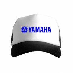 Детская кепка-тракер Yamaha Logo