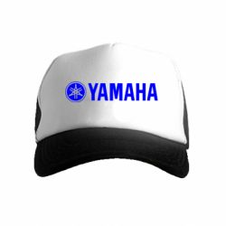 Дитяча кепка-тракер Yamaha Logo