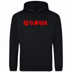 Толстовка Yamaha Logo - FatLine