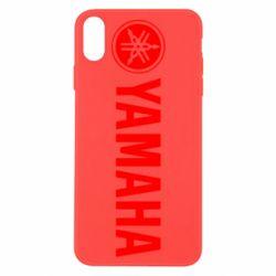 Чехол для iPhone X/Xs Yamaha Logo