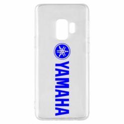 Чехол для Samsung S9 Yamaha Logo