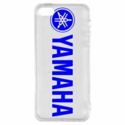 Чохол для iphone 5/5S/SE Yamaha Logo
