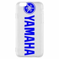 Чехол для iPhone 6/6S Yamaha Logo