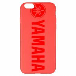 Чехол для iPhone 6 Plus/6S Plus Yamaha Logo