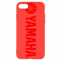 Чехол для iPhone 7 Yamaha Logo