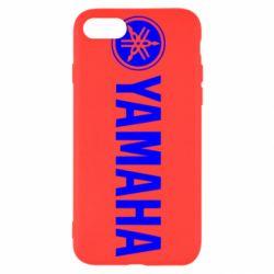 Чехол для iPhone 8 Yamaha Logo