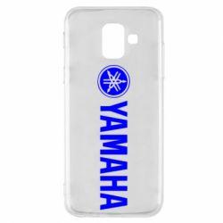 Чехол для Samsung A6 2018 Yamaha Logo