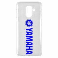 Чехол для Samsung A6+ 2018 Yamaha Logo