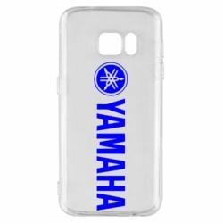 Чохол для Samsung S7 Yamaha Logo