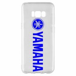 Чохол для Samsung S8+ Yamaha Logo