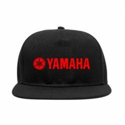 Снепбек Yamaha Logo