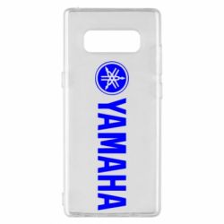 Чохол для Samsung Note 8 Yamaha Logo