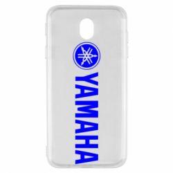 Чехол для Samsung J7 2017 Yamaha Logo