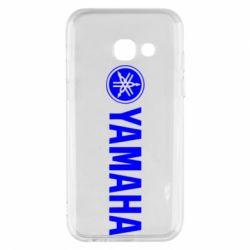 Чохол для Samsung A3 2017 Yamaha Logo