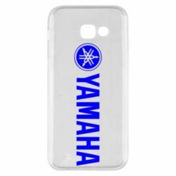 Чехол для Samsung A5 2017 Yamaha Logo
