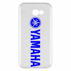 Чехол для Samsung A7 2017 Yamaha Logo