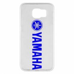 Чехол для Samsung S6 Yamaha Logo